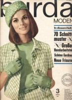 Журнал BURDA MODEN 1967 3