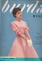 BURDA MODEN 1956 06 (июнь)