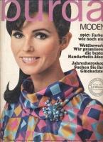 Журнал BURDA MODEN 1967 1