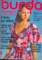 Журнал BURDA MODEN 1978 6