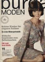 BURDA MODEN 1964 11 (ноябрь)