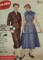BURDA MODEN 1953 12 (декабрь)