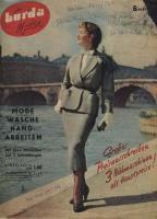 BURDA MODEN 1951 08 (август)