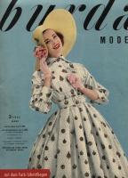 Журнал BURDA MODEN 1957 03