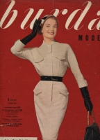 Журнал BURDA MODEN 1957 01