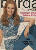 Журнал BURDA MODEN 1969 06