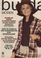 Журнал BURDA MODEN 1969 9