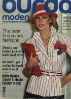 Журнал BURDA MODEN 1976 3