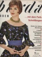 Журнал BURDA MODEN 1960 12