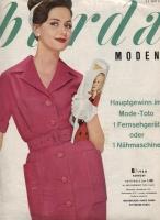 Журнал BURDA MODEN 1960 8