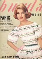 Журнал BURDA MODEN 1961 4