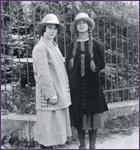 Энне и ее сестра Вильгельмина