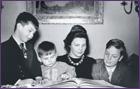 Мать с сыновьями