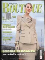 LA MIA Boutique 2011 №04 APRILE апрель