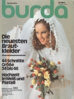 бурда свадебная мода 1995 год