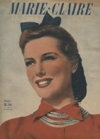 Marie Claire №192 1941 Mars 29
