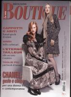 LA MIA Boutique 2012 №01 gennaio январь