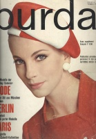 BURDA (БУРДА) INTERNATIONAL 1965-66  Nr 26 AUTOMNE/HIVER SH4