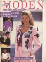 DIANA MODEN (Диана) Sonderheft 1992 2 Blusen, Jacken, Rocke, Hosen