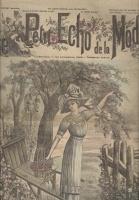 Журнал мод Le Petit Echo de la Mode 1910 №28 Париж