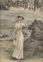 Журнал мод Le Petit Echo de la Mode 1910 №31 Париж