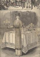 Журнал мод Le Petit Echo de la Mode 1911 №10 Париж