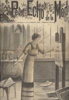 Журнал мод Le Petit Echo de la Mode 1911 №13 Париж