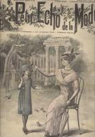 Журнал мод Le Petit Echo de la Mode 1911 №19 Париж