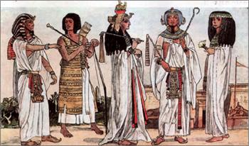 Древний египет новое царство фараон
