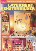 Verena Kreativ Laternen & Fensterbilder E697