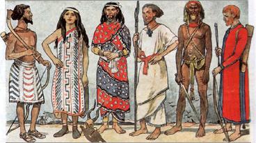Одежда других народов Западной Азии в древности   Библиотека ... f7abd370a2f