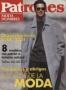 PATRONES especial MODA HOMBRES 2000-2001 мода для мужчин