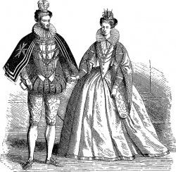 7a96784f1101 Одежда Франции в эпоху Возрождения   Библиотека   МОДНЫЕ СТРАНИЧКИ