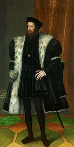 Император Фердинанд I. Ганс Боксбергер. Музей истори искууств. Вена