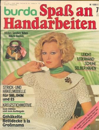 BURDA Spaß an Handarbeiten 1975 7
