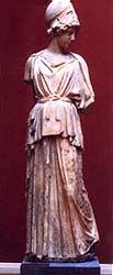 Афина, V в. до н.э.