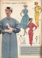 Фото из старых журналов мода