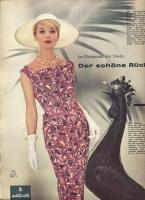 Журнал BURDA MODEN 1960 06