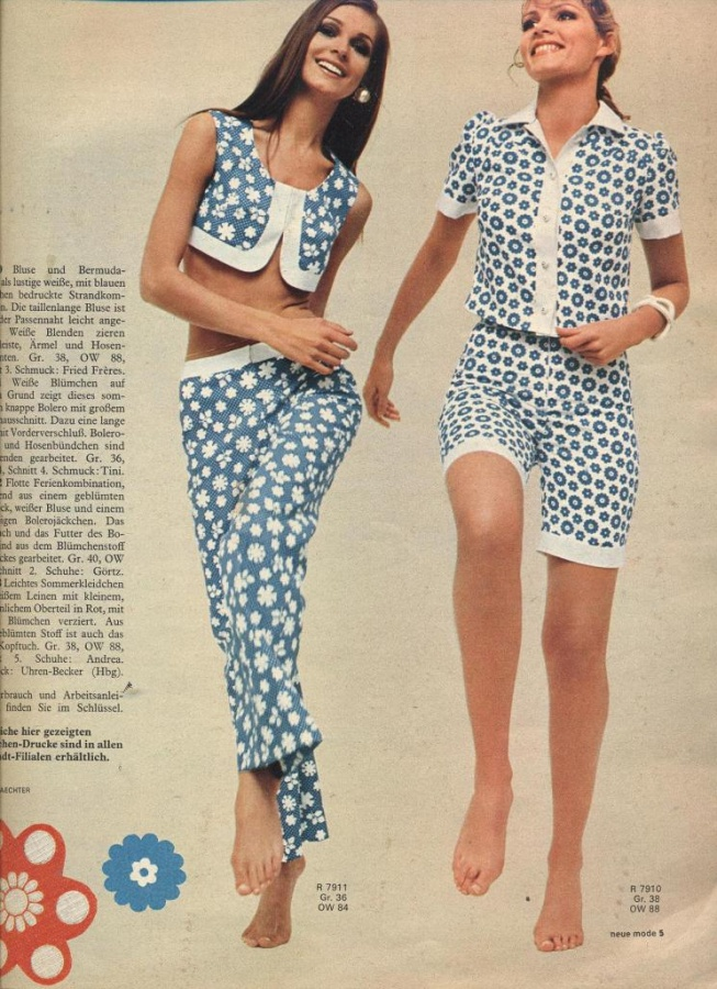Neue Mode 1969, 60s, 60s style, 60s fashion | 60s ...