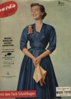Журнал BURDA MODEN 1953 8