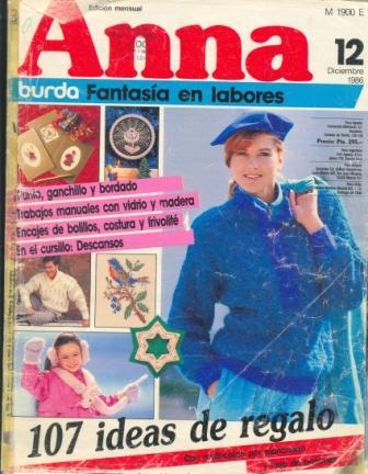 anna burda magazine