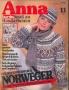 Журнал ANNA BURDA Spaß an Handarbeiten 1983 11