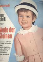 Neuer Schnitt Sonderheft Kindermode #3112 1964 3