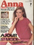 Журнал ANNA BURDA Spaß an Handarbeiten 1984 07