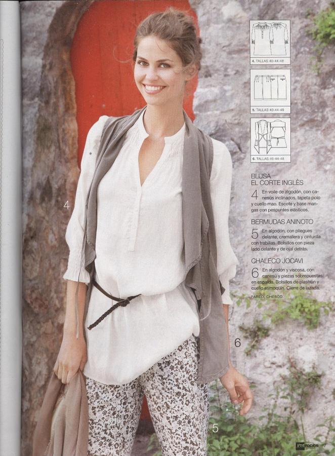 Блузка Из Льна Шить