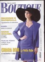 LA MIA Boutique 2011 №09 Settembre Сентябрь