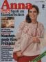 Журнал ANNA BURDA Spaß an Handarbeiten 1980 02