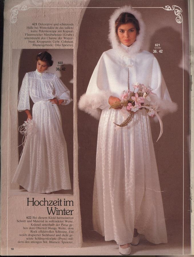 Burda Special Brautmode 10/91  Vintage/retro wedding  Pinterest