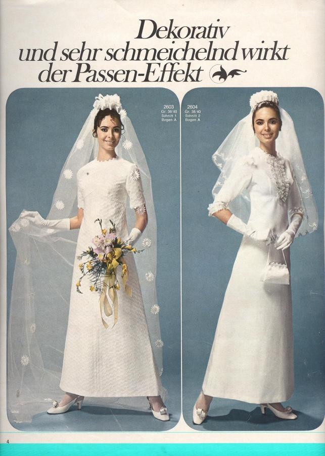 BURDA SPECIAL БУРДА Die Schönsten Brauntkleider Свадебная мода  168 1969  4 69   Библиотека   МОДНЫЕ СТРАНИЧКИ e7abefc0b26