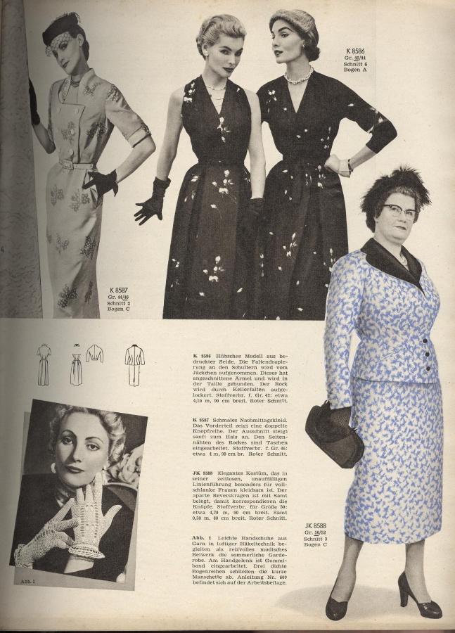 Журнал BURDA MODEN 1955 6   Журнал BURDA MODEN   Библиотека   МОДНЫЕ ... 5db0d6cab15
